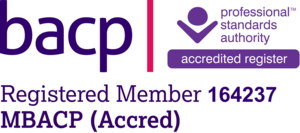 Home. BACP Accreditation logo